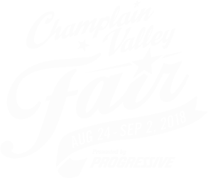 2018 Champlain Valley Fair Logo